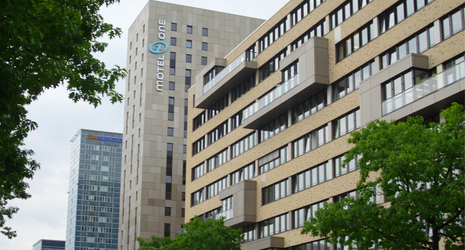 Motel One St. Georg